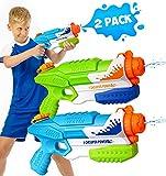 Water Gun, Squirt Guns Water Guns for Kids Adults Super Water Soaker Blaster Long Range Large Water...