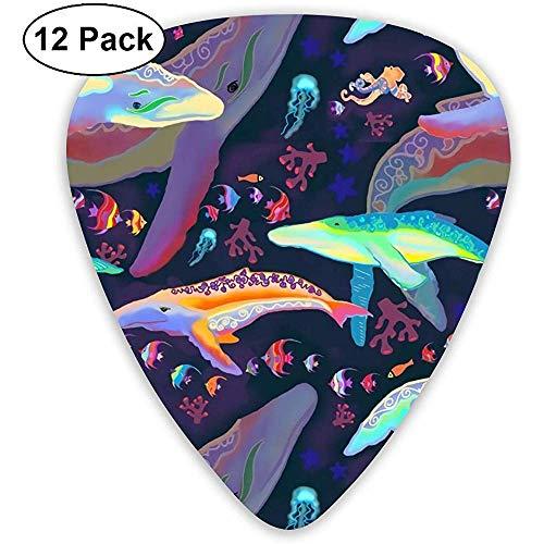 La selección de guitarra de 12 piezas Epic Ocean Dwellers s