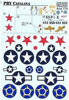 PBY Catalina Print Scale 72-054