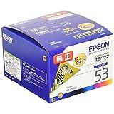 エプソン 純正 インクカートリッジ シマウマ IC8CL53 8色パック