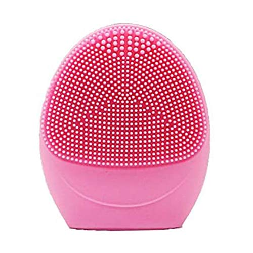 Silicone Face Brush Electric Facial Cleanser Portable Deep Skin Cleansing Brush Silicone face brush