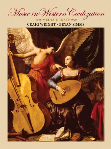 Audio CD, Volume 1 for Wright/Simms' Music in Western...