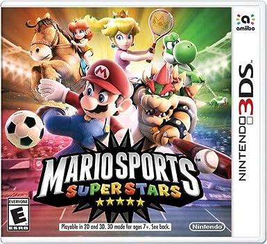Amazon.com: Mario Sports Superstars - Nintendo 3DS : Mario Sports ...