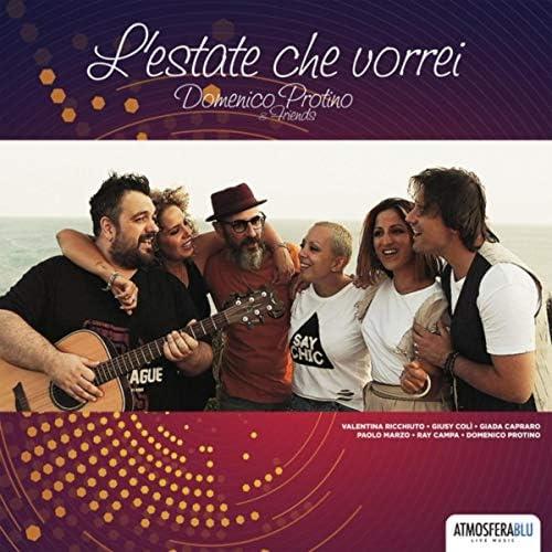 Domenico Protino feat. Ray Campa, Paolo Marzo, Valentina Ricchiuto, Giusy Colì & Giada Capraro