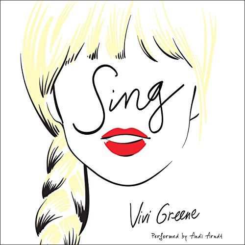 Sing audiobook cover art
