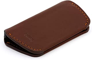 Bellroy Leather Key Cover Second Edition (Max. 4 Keys) - Cocoa