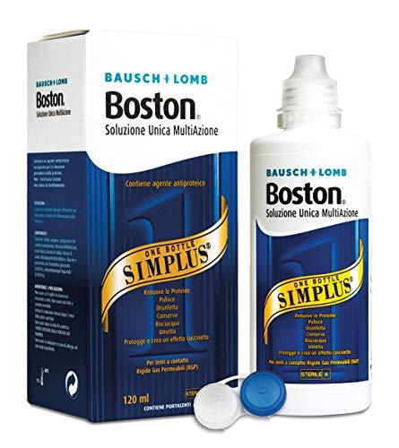 Boston Soluzione per Lenti a Contatto - 120ml