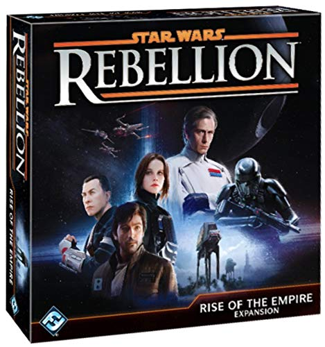 Fantasy Flight Games ffgsw04 Star Wars Rebellion Rise of The Empire Erweiterung Spiel