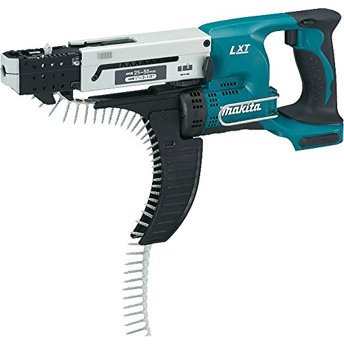 Makita XRF02Z 18V LXT Lithium-Ion Cordless Autofeed Screwdriver Kit California
