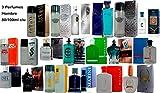 3grands parfums Extra élaborés en FRANCE de haute qualité pour homme de 80à 100ml chacune. Sélection nuit et jour....