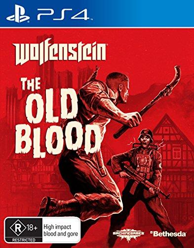 Bethesda Wolfenstein: The Old Blood (AUS)