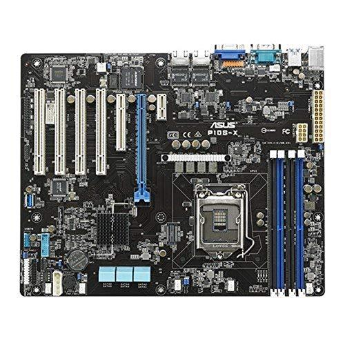 ASUS P10S-X server/worksation motherboard server/workstation motherboard LGA 1151 (Presa H4) Intel® C232 ATX