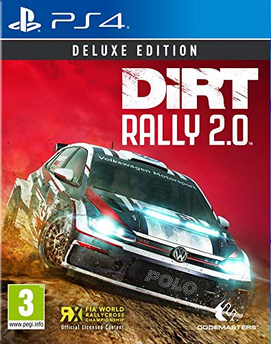 Dirt Rally 2.0 Deluxe Edition PS4-Spiel