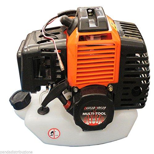 BlekedFinker BLEKED FINKER - Motor para desbrozadora de 43 CC con Kit de Accesorios de Mantenimiento