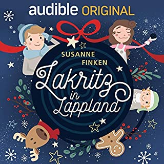 Lakritz in Lappland cover art
