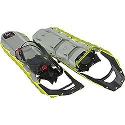 MSR Revo Explore All-Terrain Snowshoes, 25 Inch Pair, Chartreuse