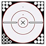 Birchwood Casey Bullseye Target Pack - Shoot-N-C X