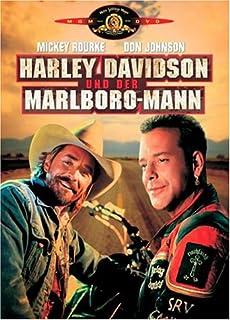 Harley Davidson und der Marlboro-Mann [Alemania] [DVD]