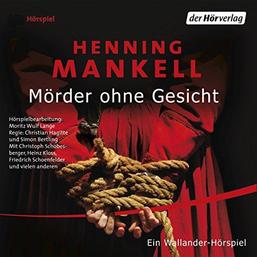 Mörder ohne Gesicht audiobook cover art