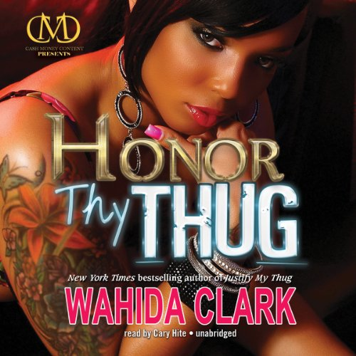 Honor Thy Thug audiobook cover art