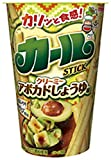 明治カール スティック クリーミーアボカドしょうゆ味(46g)