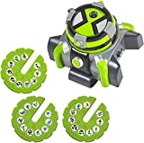 Figuras de acción Famosa- Action Projection Omnitrix (BEN56000)