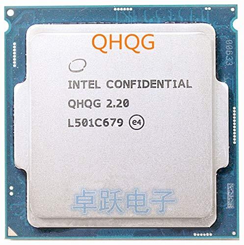 QHQG versión de ingeniería ES de I7 6400T I7-6700K 6700K procesador CPU 2,2 GHz Q0 Paso Quad-Core Socket 1151