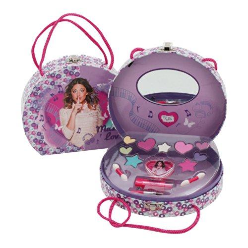 Violetta Disney maquillage cosmétique Mallette