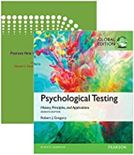 Psychological Testing: History, Principles & Applications, Global Edition + Personality: Classic Theories & Modern Research, Pearson New International Edition