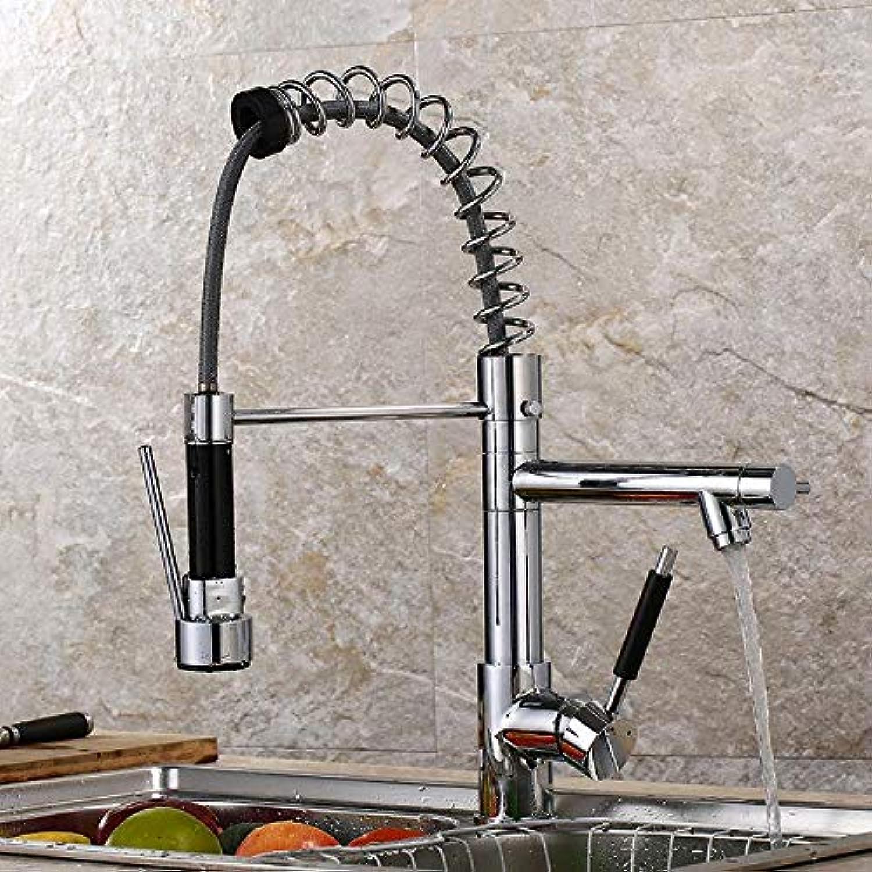 Wasserhahn Waschtischarmatur Heier Und Kalter Wasserhahn Kupfer Wasserhahn Wasser Reinigung Dual-Use-Doppel Wasser Waschen Waschbecken Sinken Wasser Drachen