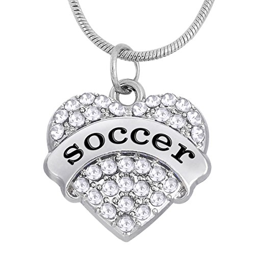 Sports Fan Necklaces & Pendants