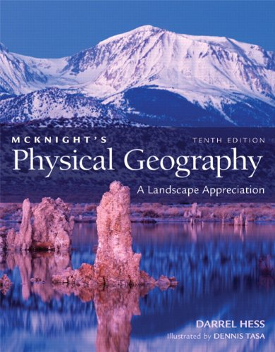 Physical Geography Laboratory Manual (10th Edition) (Pysical Geography)