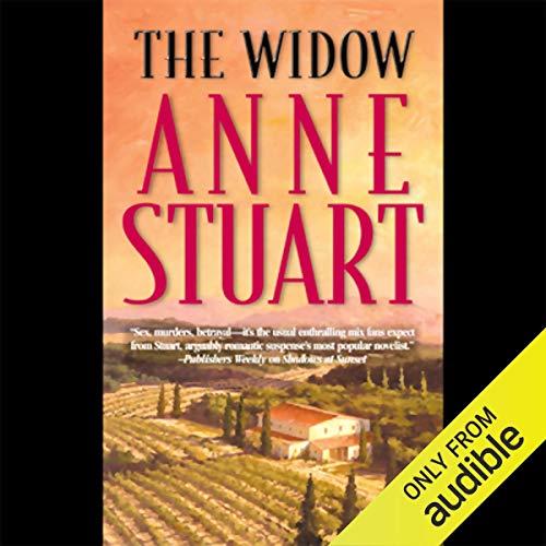 The Widow audiobook cover art