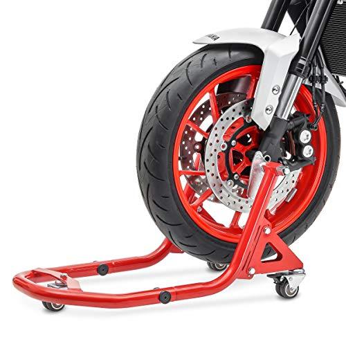 Cavalletto Sposta Moto anteriore per Ducati Hypermotard 950 / SP XBL rosso