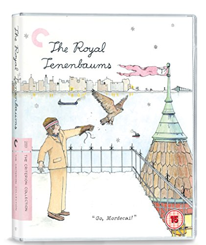 The Royal Tenenbaums (The Criterion Collection) [Blu-ray] [2002] [Region B]