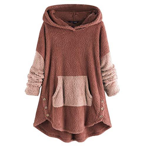 Momoxi Plüsch Damen Jacke Plus Size Warm Weich Print Weihnachtsjacke Geschenkidee Für Winter Softshelljacke Fleecejacke Weste Jacke übergangsjacke jacken Softshell Regenjacke