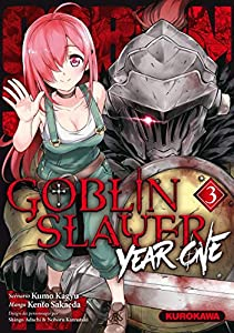 Goblin Slayer - Year One Edition simple Tome 3