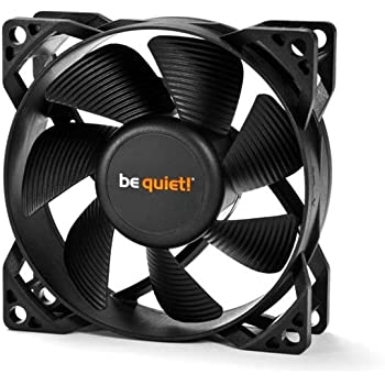be quiet! Pure Wings 2 80mm, BL044, Cooling Fan, Black