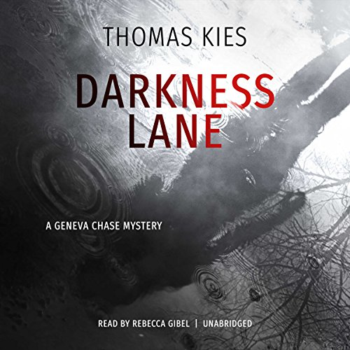 Darkness Lane audiobook cover art