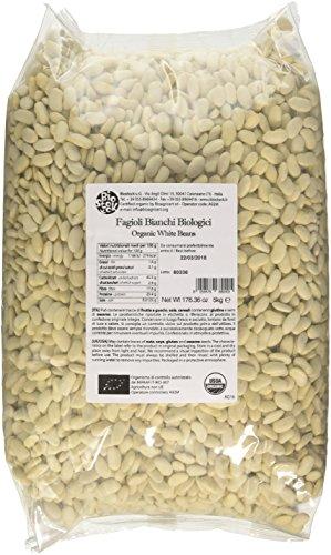 Probios Fagioli Bianchi Cannellini - 5 kg