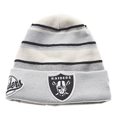 Oakland Raiders OTC Beanie official team color