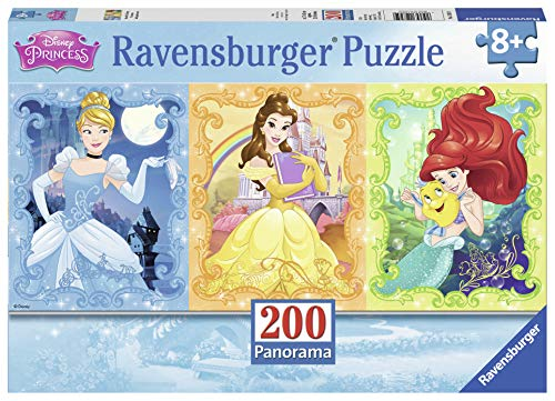 Ravensburger Disney Princess - Rompecabezas de 200 Piezas 128259