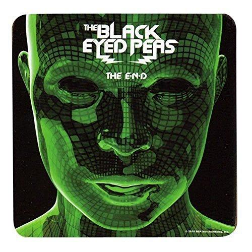 Black Eyed Peas The End dranken, eenvoudig, geschenk Russisch, album met band