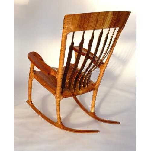 Peachy Amazon Com How To Make A Beautiful Rocking Chair Ebook Hal Caraccident5 Cool Chair Designs And Ideas Caraccident5Info