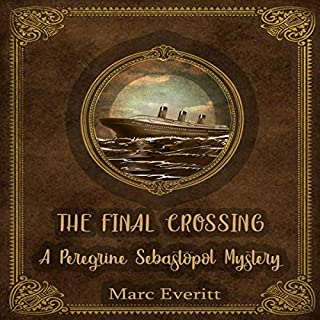 The Final Crossing audiobook cover art