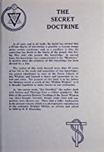 The Secret Doctrine: Volumes I and II : A Facsimile of the Original Edition of 1888