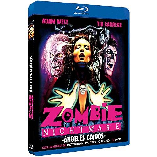 Angeles Caidos BD 1986 Zombie Nightmare [Blu-ray]
