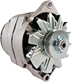 DB Electrical ADR0133 Alternator Compatible With/Replacement For Allis Chalmers Bobcat Case Caterpillar John Deere Clark and Others 1970-1998, External Fan 12 Volt 61 Amp, 70270835 70271966 7178-12