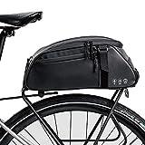 [Bel cuore] 自転車バッグ リアバッグ フレームバッグ リアバック 全防水 防水 大容量 自転車キャリアバッグ 自転車旅 ツーリング用バッグ バイクバッグ バイクバック サドルバッグ サドルバック