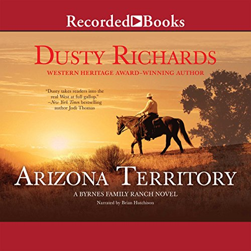 Arizona Territory audiobook cover art